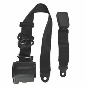 3 Point Retractable Seat Belt For Jeep Cj Yj Wrangler 1982 1995 Front Seats