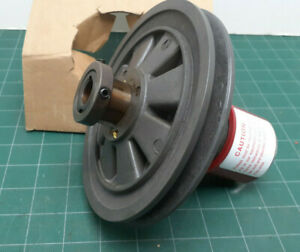 Lovejoy Usa Variable Speed Pulley 050278p5 8 5 8 Keyed Bore Nos