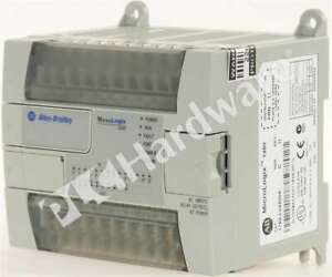 Allen Bradley 1762 l24awa c Micrologix 1200 14 120v Ac Inputs 10 Relay Outputs