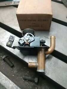 1953 1954 Chevrolet Nos Harrison Heater Control Assembly 3129491