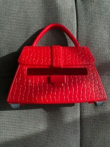 Post it Pop Up Red Note Dispenser Purse bag handbag Stationary