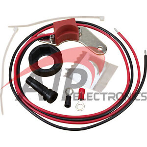 Electronic Module Ignition Module For 1960 1973 Ford V8 Dual Point Distributor