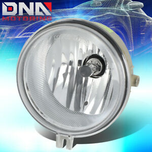 For 2005 2007 Jeep Liberty Clear Lens Oe Front Driving Fog Light Lamp 1pc Lh Rh