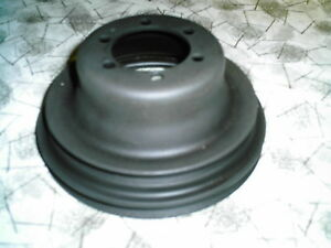 Mopar 361 440 Or 318 360 2 Groove Crank Pulley