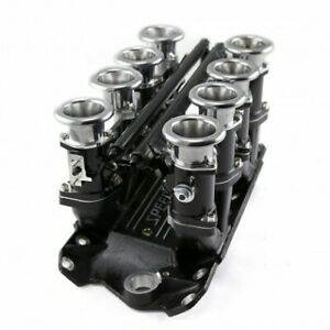 Small Block Chevy 8 Stack Hilborn Style Efi Electronic Fuel Injection