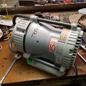 Edwards Xds10 Scroll Pump Make Offer A726 01 906 Free Shipping