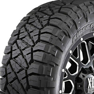 4 New Lt285 55r22 Nitto Ridge Grappler 124 121q E 10 Ply Tires 217500