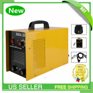 200 Amp Arc Electric Welding Machine 220v Inverter Soldering Station Welder Tn