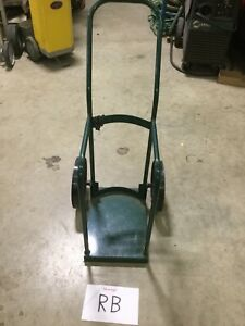 Anthony Model 70 Two Wheel Single Cylinder Cart