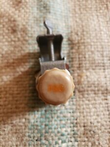 Vintage 1930 S 1940 S Ark Les Fog Light Accessory Switch