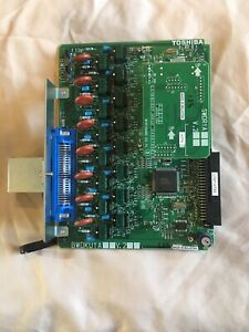 Toshiba Phone System Card Bwdku1a swdr1a