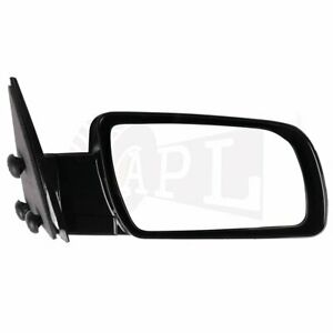 Manual Passenger Side Mirror For 1988 1998 Gmc Chevy Pickup Truck