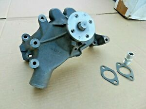 Water Pump Long Chevy Big Block High Flow Bbc 396 402 427 454
