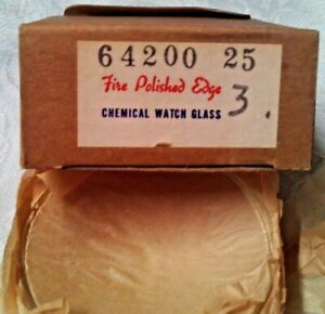 Test 64200 Chemical Watch Glass 3