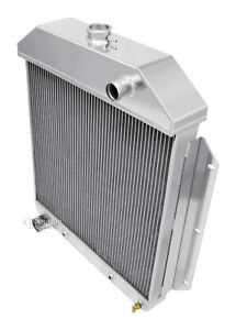 1949 1950 1951 1953 Ford Car Radiator With Ford Motor Configuration No In Line 6