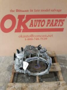 2012 Volkswagen Jetta 2 0l Automatic 6 Speed Transmission Assembly