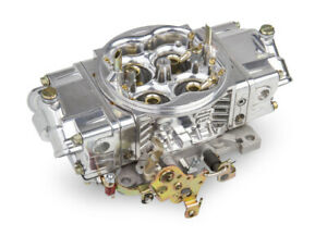 Holley Carburetor 750cfm Alm Hp Series P n 0 82751sa
