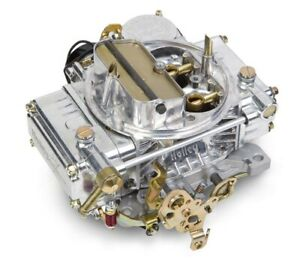 Holley Performance Carburetor 750cfm 4160 Alm Series P n 0 80459sa