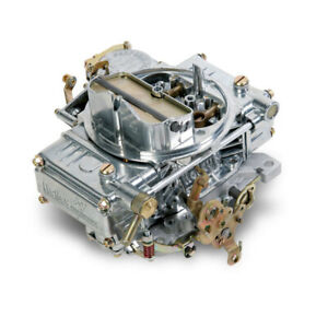 Holley Performance Carburetor 600cfm Aluminum P N 0 1850sa