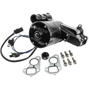 Meziere Ls 1 Hd Electric Water Pump Black P N Wp119shd