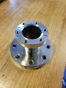 Kurt Lesker Custom Straight Reducer Nipple Cf 4 5 To 2 75