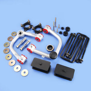 Steel Complete Lift Kit Front 3 Rear 3 For Tundra 1999 2006 4wd