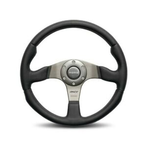 Momo Automotive Accessories Race 320 Steering Wheel Leather Airleather P N R