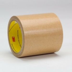 3m 9471 Adhesive Transfer Tape 9471 Clear 12 In X 60 Yd 2 Mil