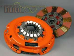Centerforce 05 06 Mustang V6 Dual Friction Clutch Kit P n Df490309