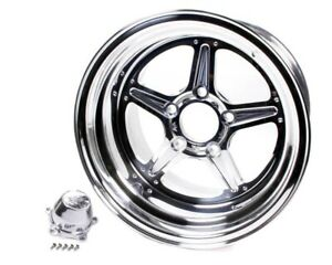 Billet Specialties F Body Street Lite Wheel 15x10 7 5bs 5x4 75bc P N Rs0351f61