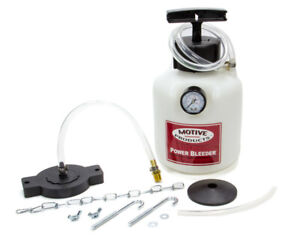 Motive Products Brake Power Bleeder System P N 101