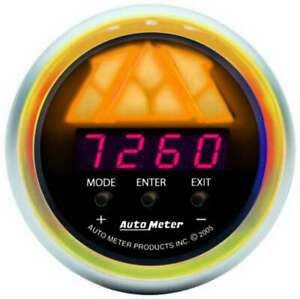 Auto Meter 2 1 16in S C Shift Light 1 Stage P N 3387