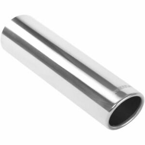 Magnaflow 35116 Stainless Steel Single Exhaust Tip 3 In 4 Out 12 Long New