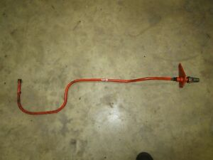 Allis Chalmers Wd Wd45 Rear Steel Hydraulic Line Assembly Antique Tractor