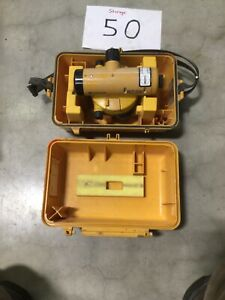 Topcon At g6 Automatic Level