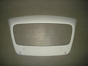 Bentley Continental Gtc Gt Grill 3w3853653 Grille Cover White Flying Track