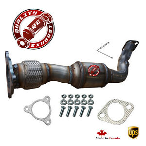 Catalytic Converter 2005 2007 Chevrolet Cobalt Ss 2 0l Supercharged