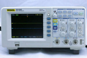 Ds1052e Dual Channel Digital Oscilloscope 50mhz Bandwidth 1gsa s Sample Rate Dso