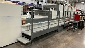 Komori Lithrone Ls 640 Cx With Uv And Ir Dryer 2003 Ali 104811