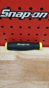 Snap On Hi Viz Yellow 1 4 Ratchet Handle New Please Read The Details