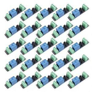 50pcs 3v Relay High Level Driver Module Optocouple Relay Moduele For Arduino