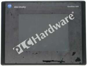 Allen Bradley 2711 t10c1 f Panelview 1000 Color Touch rio rs 232 Scratches