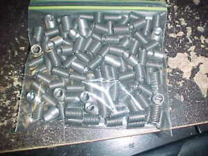 100 Heli coil 3 8 16tpi Helical Inserts Locks Thread Repair Stainless Steel