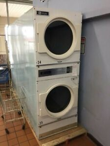 Coin Operated Maytag Dryers