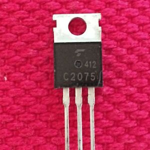 10 Pieces 2sc2075 Transistor Ecg 236 Nte 236 New Original Toshiba