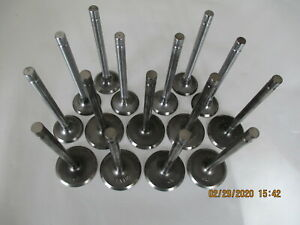 Ford Fe 390 8 Intake 7 Exhaust Valves