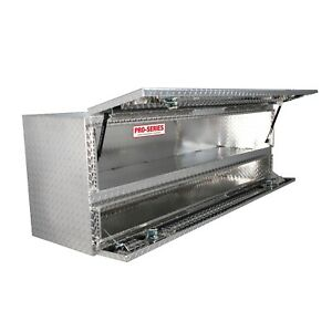 Westin 80 Tb400 72 Brute High Cap Stake Bed Contractor Tool Box