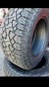 4 New 33x12 50r18 Gladiator X Comp At All Terrain 33 12 50 18 Set Of 4 10ply