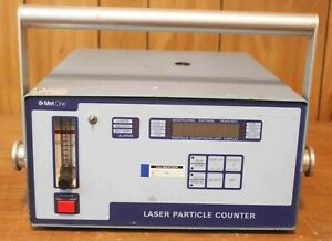 Met One 208 Laser Particle Counter Model 204531 1