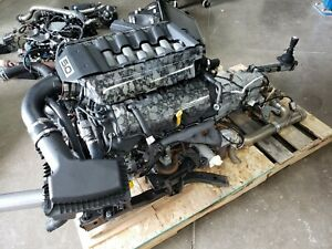 2015 Mustang 5 0 Coyote Engine Drivetrain Manual Trans Hellion Turbo Sleeper